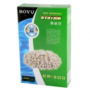 Boyu Bio Ceramic System CR 300 300x300 - Boyu Bio Filter Media Ceramic CR-300