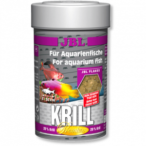 JBL Krill Premium Food Flakes 40 Grams 300x300 - JBL Krill Premium Food Flakes 40gm