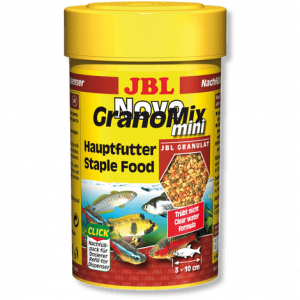 JBL NovoGranomix Mini Fish Food 115 Grams 300x300 - JBL NovoGranomix Mini Fish Food 115gm