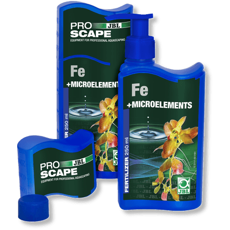 JBL Proscape Fe And Microelements Plant Fertilizers 250ml -  JBL Proscape Fe+ Microelements 250ml