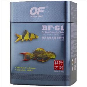 Oceanfree BF G1 Pro Bottom Feeder Algae Wafer Large 60 G 300x300 - Oceanfree BF-G1 Pro Bottom Feeder Algae Wafer 120gm