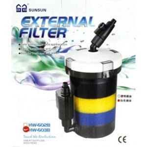 SunSun HW 603B External Filter