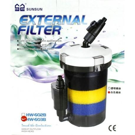 SunSun HW 603B External Filter