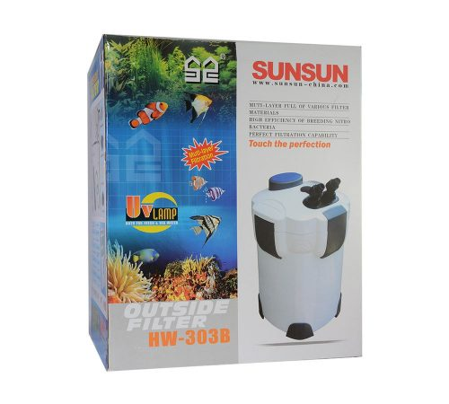 SunSun HW 303B External Filter with UV