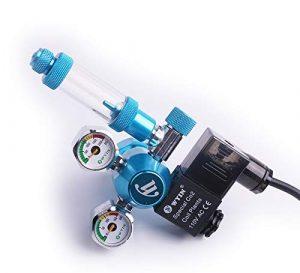 Wyin Dual Gauge Regulator with Solenoid