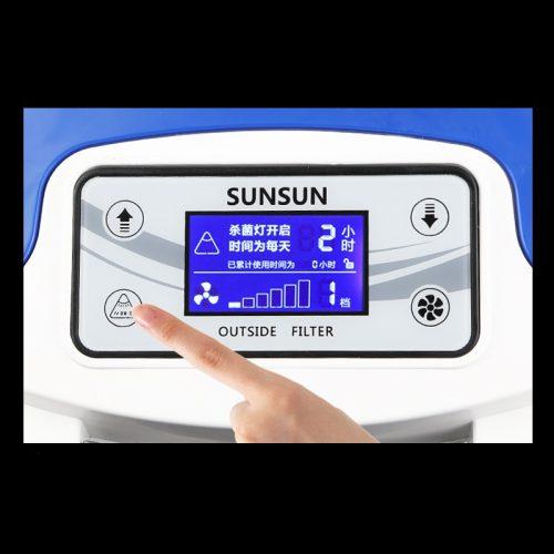 SunSun HW 3000 Canister Filter 1