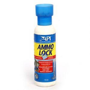 Api Ammolock Fish Treatment 118ml