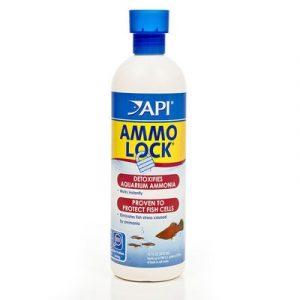 API Ammolock Fish Treatment 237 Milli Litre 300x300 - API Ammolock Fish Treatment 237ml