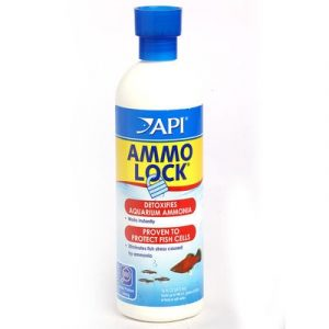 API Ammolock Fish Treatment 473 Milli Litre 300x300 - API Ammolock Fish Treatment 473ml
