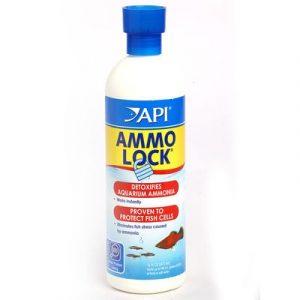 Api Ammolock Fish Treatment 473ml