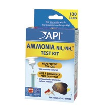 API Ammonia NH3 NH4 Water Test Kit - API Ammonia (NH3/NH4) Water Test Kit