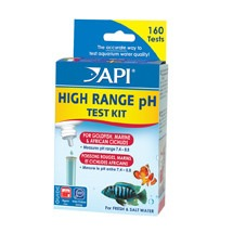 API FW SW High Range PH Water Test Kit - API High Range PH Water Test Kit