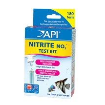 API Fresh Water Salt Water Nitrite Test Kit NO2 - API Nitrate Test Kit NO2