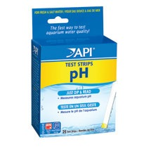 API PH Strips Aquarium Water Test Kit - API PH Strips Aquarium Water Test Kit