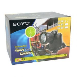 Boyu Submersible Spot Light SD 20 1 300x300 - Boyu Submersible Spot Light SD-20