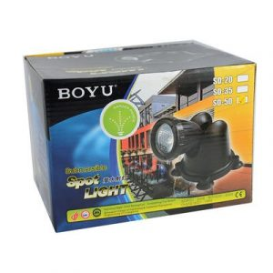 Boyu Submersible Spot Light SD 50 300x300 - Boyu Submersible Spot Light SD-50