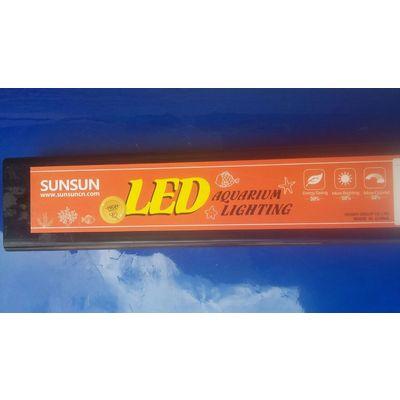 SunSun ADM-850G LED Top Light - Gold 2