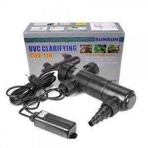 Sunsun Uvc Clarifying Light Cuv-118 For Pond