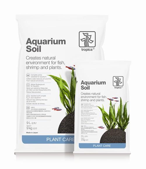 Tropica Aquarium Soil 3ltr