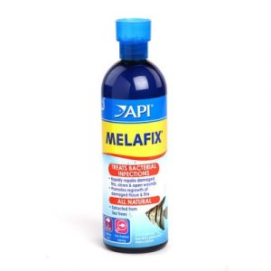 API Melafix Fish Treatment 473 Milli Litre 300x300 - API Melafix Fish Treatment 473ml