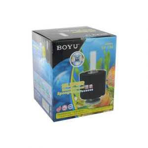 BOYU Biochemical Sponge Filter SF 104 300x300 - Boyu BioSponge Filter SF-104