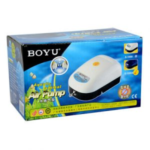 Boyu Aquatic Animal Air Pump S 1000A 300x300 - Boyu Air Pump S-1000A