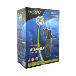 Boyu Submersible Filter SP 103B 300x300 - Boyu Submersible Internal Filter SP-103B