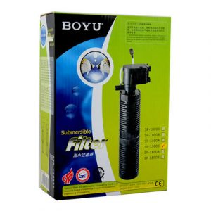 Boyu Submersible Filter SP 1300B 300x300 - Boyu Submersible Internal Filter SP-1300B