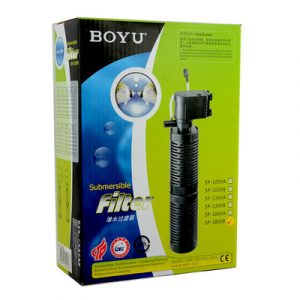 Boyu Submersible Filter SP 1800B 300x300 - Boyu Submersible Internal Filter SP-1800B