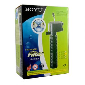 Boyu Submersible Filter SP 2300B 300x300 - Boyu Submersible Internal Filter SP-2300B