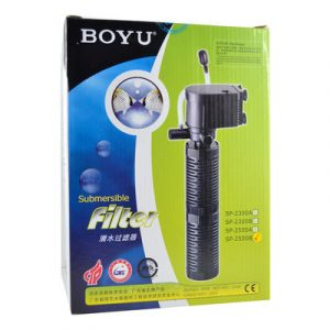 Boyu Submersible Filter SP 2500B 300x300 - Boyu Submersible Internal Filter SP-2500B