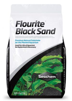 Seachem Flourite Black Sand 7 Kg