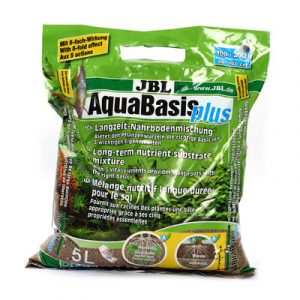 JBL Aquabasis Plus Aquarium Plant Nutrient Substrate 5 Litre 300x300 - JBL Aquabasis Plus Substrate 5Ltr
