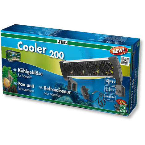 JBL Cooler 200 Aquarium Cooling Fan - JBL Cooler 200 Cooling Fan
