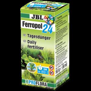 Jbl Ferropol 24 Plant Fertilizers 50ml