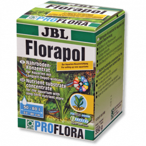 JBL Florapol Power Sand Aquarium Plant Nutrient Substrate 700 Grams 300x300 - JBL Florapol Power Sand 700gm