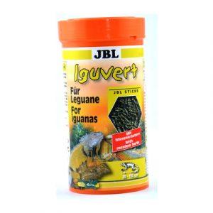 Jbl Iguvert Reptile Food 105gm