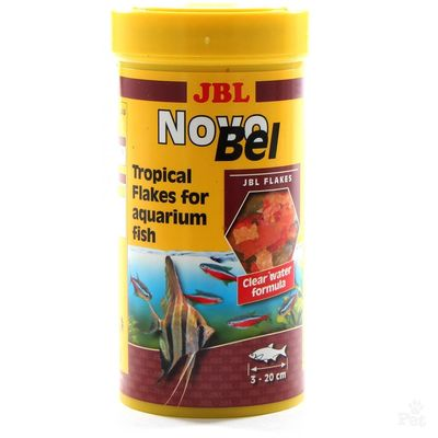 JBL Novobel Fish Food 45gm 1