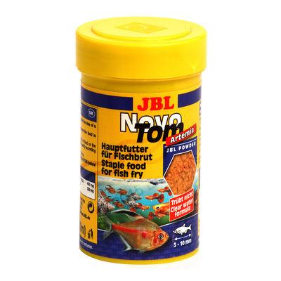JBL Novotom Artemia Fish Food 60gm 1