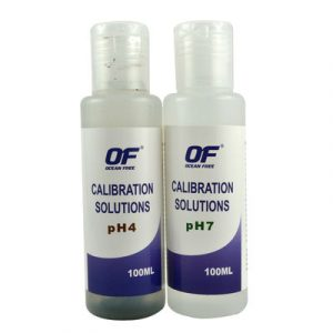OCEAN FREE CALIBRATION SOLUTIONS PH4 Ph7 100ML X 2 300x300 - Ocean Free Calibration Solutions pH4-pH7 100ml
