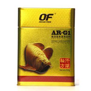 Ocean Free Ar-g1 Fish Food 250gm
