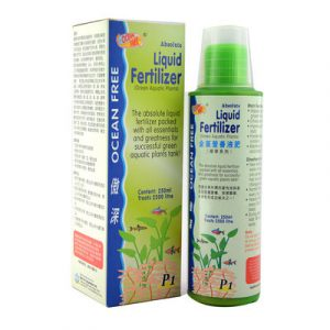 Ocean Free Absolute Liquid Fertilizer P1 Green Aquatic Plants 250ml 300x300 - Ocean Free Absolute Liquid Fertilizer - P1 250ml