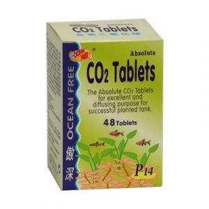Ocean Free CO2 Tablets 48 Pieces CO2 Supplement P14 300x300 - Ocean Free CO2 Tablets 48Pcs