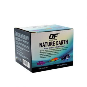 Ocean Free Nature Earth For Cichlid – Water Treatment 260gm