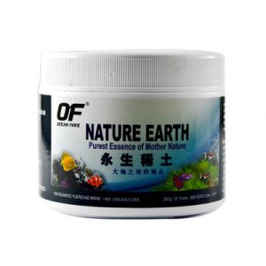 Ocean Free Nature Earth For Freshwater, Planted And Marine – Water Treatment 260gm