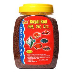 Ocean Free Royal Red Fish Food 1kg (1mm)
