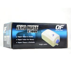 Ocean Free Zero Noise One Way Air Pump Z-1000