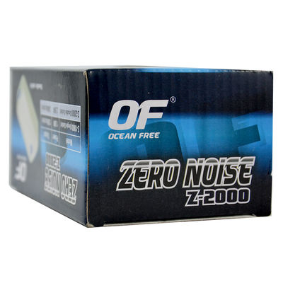 Ocean Free Zero Noise Two Way Air Pump Z 2000 Aqua Zones