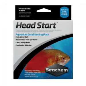Seachem Head Start Pack