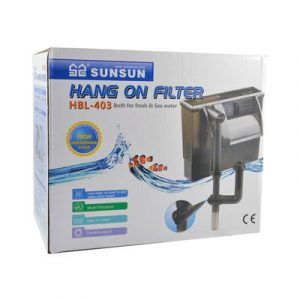 SunSun HBL 403 External Hang On Filter 300x300 - SunSun HBL-403 Hang On Filter